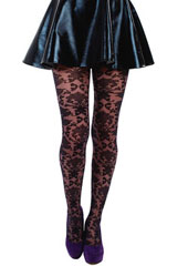 Pamela Mann Baroque Tulle Tights Zoom 2