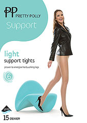 Pretty Polly Light Support Tights Factor 6 Zoom 2