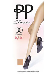 Pretty Polly 30 Denier Tights Thumbnail