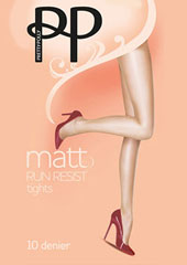 Pretty Polly Matt Run Resist Tights Thumbnail