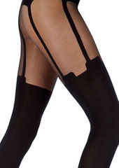 Henry Holland Super Suspender Tights Zoom 2
