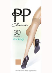 Pretty Polly 30 Denier Stockings