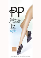 Pretty Polly Pretty Cool Crotchless Tights