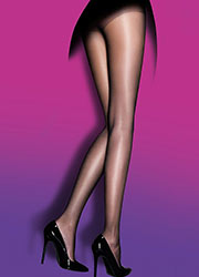Pretty Polly 10D Gloss Tights Zoom 2
