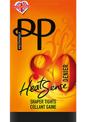 Pretty Polly 80 Denier Heatsense Bodyshaper Tights