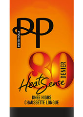Pretty Polly 80 Denier Heatsense Knee Highs