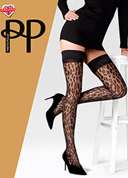 Pretty Polly Animal Design Hold Ups