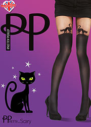 Pretty Polly Scary Cat Tights
