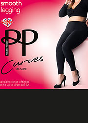 Pretty Polly Curves Smooth Leggings Zoom 1