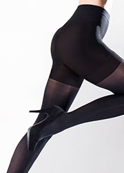 Pretty Polly In Shape Opaque Bodyshaping Tights Zoom 2