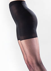c396abcc8 ... Pretty Polly In Shape Sheer Longline Bodyshaper Tights Zoom 2