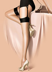 Pretty Polly Limited Edition Centenary Stockings Zoom 3