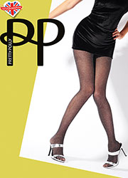 Pretty Polly Lurex Mesh Tights