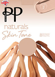 Pretty Polly Naturals Skin Tone Tights