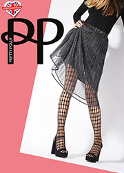 Pretty Polly Oblong Net Tights