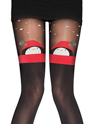 Pretty Polly Pretty Penguin Tights Zoom 2