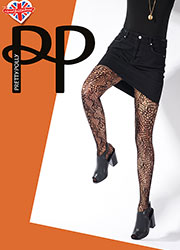 Pretty Polly Random Net Tights