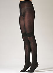 Pretty Polly Secret Socks Tights Zoom 2