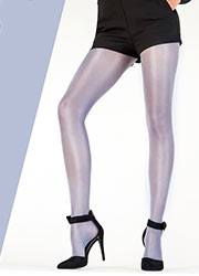 Pretty Polly Sheer Shine Tights Zoom 1