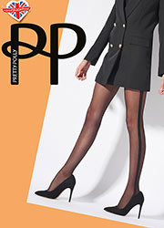 Pretty Polly Side Stripe Sheer Tights