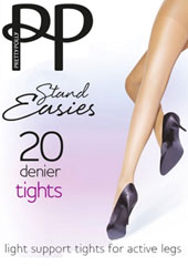 Pretty Polly Stand Easies Light Support Tights