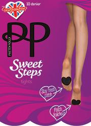 Pretty Polly Sweet Step 10 Denier Tights