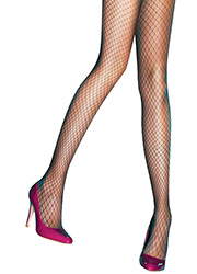 Pretty Polly Tempting Large Net Tights Zoom 3