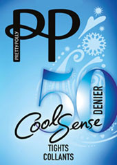 Pretty Polly 50 Denier Coolsense Tights Thumbnail