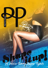 Pretty Polly Shape It Up Tummy Shaper Tights Thumbnail