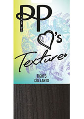 Pretty Polly Texture Chunky Cable Twist Tights