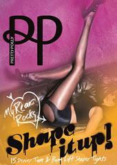 Pretty Polly Shape It Up Tum And Bum Shaper Tights Zoom 1