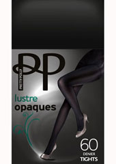 Pretty Polly 60 Denier Lustre Opaque Tights  Thumbnail