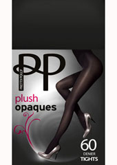 Pretty Polly Plush Opaque Tights Thumbnail