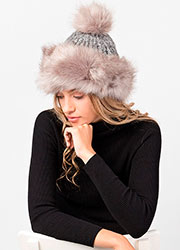 Pia Rossini Cara Knitted Hat Zoom 3