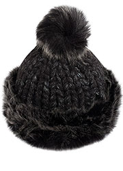 Pia Rossini Cara Knitted Hat Zoom 2