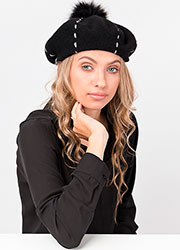 Pia Rossini Carly Beret
