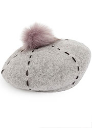 Pia Rossini Carly Beret Zoom 3
