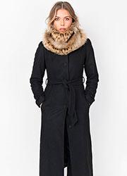 Pia Rossini Tammy Fur Snood Zoom 1