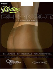 Platino Cleancut 40 Denier Tights Zoom 1