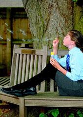 Pex Childrens 70 Denier Opaque School Tights 2 Pair Pack (3943)
