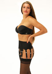 Sassy 10 Strap Suspender Belt Zoom 2
