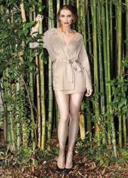 Sarah Borghi Green 20 Tights