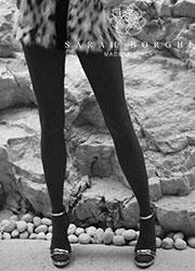 Sarah Borghi Velour 50 Opaque Tights