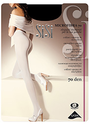 Sisi Microfibra 70 Opaque Tights Zoom 2