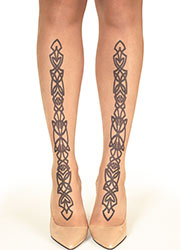 Stop And Stare Twin Celtic Tights Zoom 2