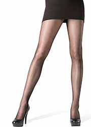 UK Tights Super Saver 15 Denier Supershine Tights 6 Pair Pack
