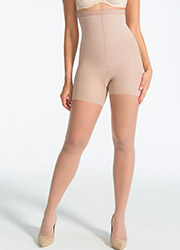 Spanx High-Waisted Invisible Luxe Leg Sheer Tights Zoom 1