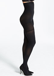 Spanx High-Waisted Luxe Leg Opaque Tights Zoom 3