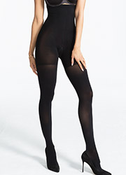 Spanx High-Waisted Luxe Leg Opaque Tights Zoom 1