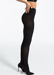 Spanx Luxe Leg Opaque Tights Zoom 2